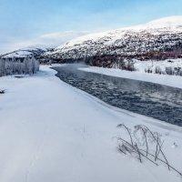 Река Б.Купка. :: Юрий Харченко