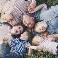 Семья-самое главное :: Оксана Задвинская