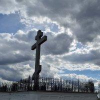 Белогорский Николаевский мужской монастырь. Царский Крест :: Александр Янкин