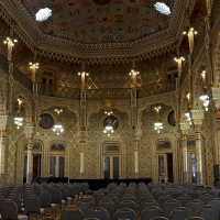 Арабский зал дворца биржи :: Ольга