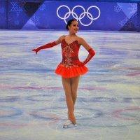 Выступление чемпионки :: Марина Таврова