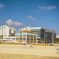 Израиль. Ашдодский пляж ... :: Aleks Ben Israel