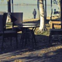 Осень на Санаторной :: Елена Буслаева