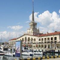 Порт Сочи :: Валерий Шурмиль
