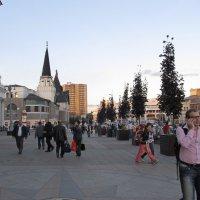 Здравствуй, Москва! :: ЕСЕНИЯ ♥