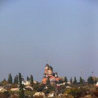 Золотые купола. :: Владимир Усачёв