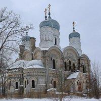 Воскресенско-Феодоровский мужской монастырь. :: Ирина Нафаня