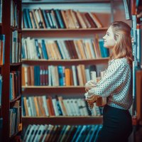 Библиотека :: Наталья Ремез