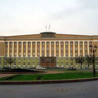 Новгород. Здание областной Думы и кабинет губернатора. :: Ирина ***