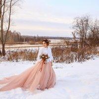 Зимняя свадьба :: Ирина Лежнева