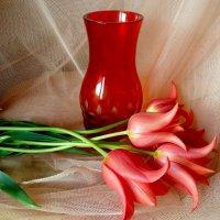 Красная доминанта :: Лидия Бараблина