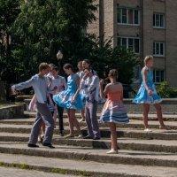 Репетиция :: Елена Кириллова