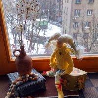 В ожидании лётной погоды.. :: Ирина Сивовол