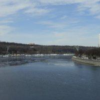 Широка Москва река :: Татьяна Лобанова