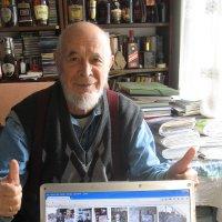 Портрет моего многоликого  отца - поэта Михаила Арошенко :: Алекс Аро Аро