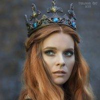 Портрет :: Malinka Art Galina Paigetova