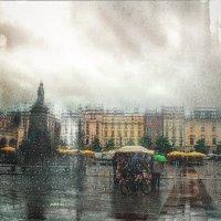 Дождливый Краков :: Сергей Шруба