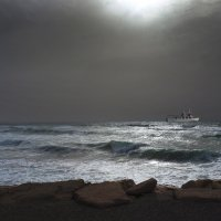 Море, возьми меня в дальние дали... :: Борис Херсонский