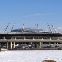 Стадион Зенит Арена :: Вера Щукина