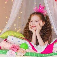 Принцесса на горошине :: Елена Князева