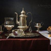 Кофейный гламур-2 :: Татьяна Карачкова