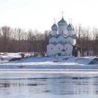 Весна в Великом Новгороде :: Михаил Юрьевич