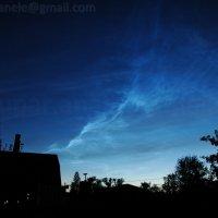 Серебристые облака :: Elena Gosteva