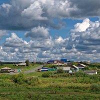 Село Масляха, начало Алтайского края :: Дмитрий Конев