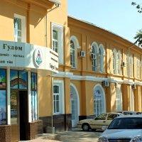 Старое здание :: Mir-Tash