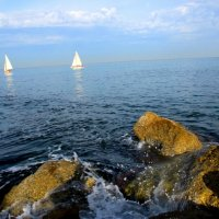 Средиземное море :: Аркадий Басович