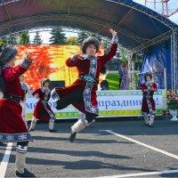 Башкирские танцы. :: arkadii
