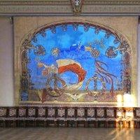 Зал Альфонса Мухи в замке Збирог. :: ИРЭН@ Комарова