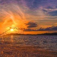 Закат в Папуа :: Александр