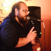 Вокалист иранской группы Мохир :: David Jotyan