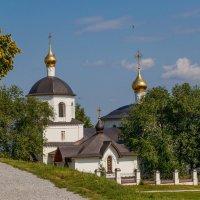 Церковь Константина и Елены. :: Руслан Исламов