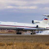 Ту-154Б 2 :: Roman Galkov