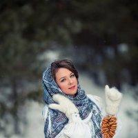 Лена :: Марина Ильюшенко
