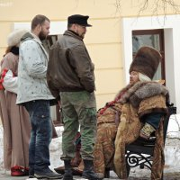 Посидим, поговорим! :: Ната57 Наталья Мамедова