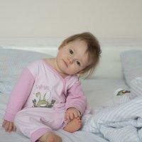 Утро малыша :: Екатерина Дергунова