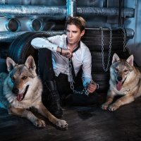 Волки :: Akkelo _p_