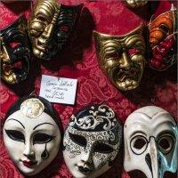 Про маски :: Виктор Льготин