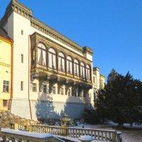 Балконы замка Збирог. :: ИРЭН@ .