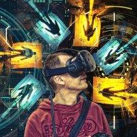Погружение в виртуальную реальность :: Игорь Чичиль