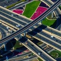 Дороги Дубая :: Павел © Смирнов