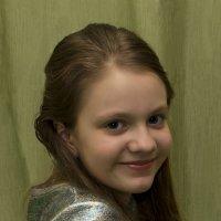 Внучка :: Виктор Филиппов