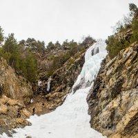 водопад Буравидон IMG_0951 :: Олег Петрушин