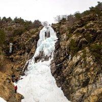 водопад Буравидон IMG_0976 :: Олег Петрушин