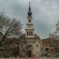 Славный город Будапешт :: Игорь Сикорский