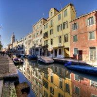 Отражения Венеции :: Ирина Рюмина