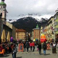 Католическая пасха в Инсбруке :: IURII